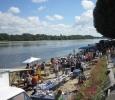 Loire Valley Monthly antiques market Montsoreau