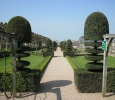 Loire Valley Chateau Gardens at Villandry