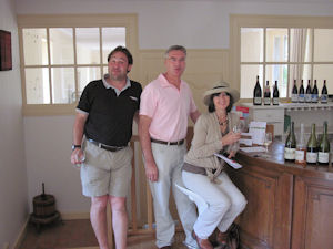 Four day wine tour wine tasting