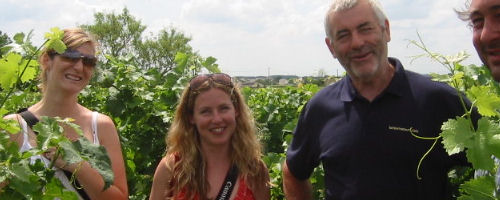 Loire wine tours Saumur Champigny vineyard