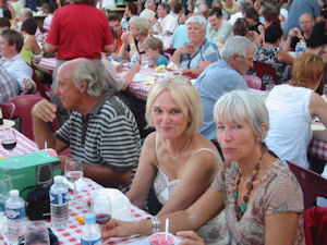 la grande tablee Saumur Champigny festival