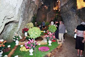 Journees de la Rose festival at Doue la Fontaine