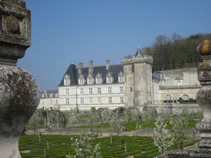 Villandry Chateau