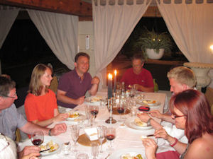 Wine tours from Paris Wine tasting dinner