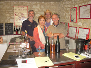 Wine Tours from Paris Domaine L'Enchantoir