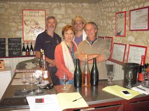 Wine Tours from Paris Domaine L'Enchantoir
